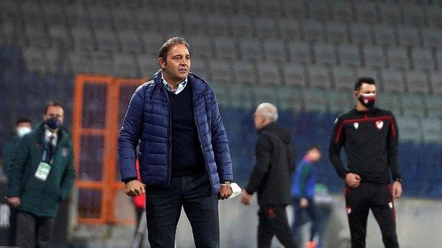 Kasımpaşa Teknik Direktörü Fuat Çapa, Fenerbahçe'nin işini kolaylaştırdık #