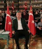 Başkan Erdoğan'dan Medipol Başakşehir sözleri