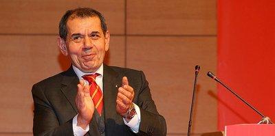 Dursun Özbek ve yönetimi ibra edildi!