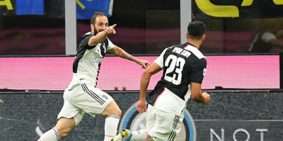 Juventus Inter'den liderliği iki golle kaptı!