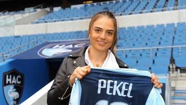A Milli kadın futbolcu Melike Pekel Le Havre'a transfer oldu