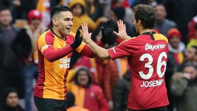 Galatasaray'da sakat oyuncuların son durumu ne? Falcao, Saracchi ve Muslera...
