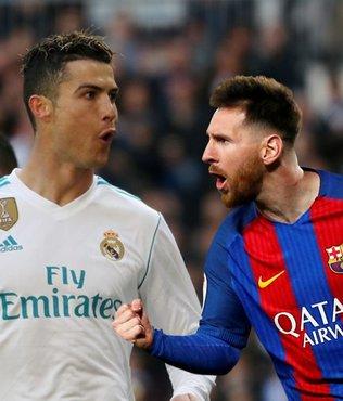 Messi mi Ronaldo mu? İşte cevabı...