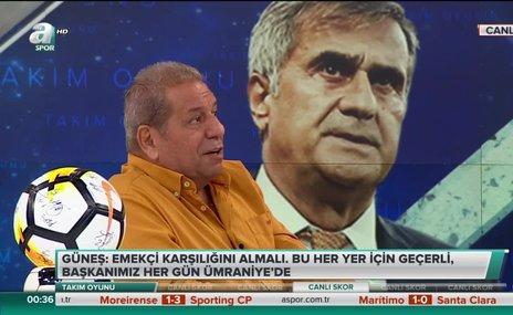 """Toroğlu'ndan Şenol Güneş iddiası! """"Maaşları ödemiş"""""""