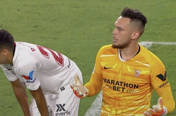 ocampos once golunu atti daha sonra kaleye gecip maci kurtardi 1594126590938 - Ocampos önce golünü attı daha sonra kaleye geçip maçı kurtardı!
