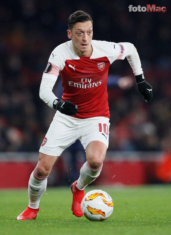 Fenerbahçe son dakika haberi: Mesut Özil transferinde İngiltere'den flaş iddia