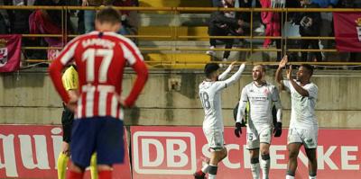 MAÇ SONUCU Cultural Leonesa 2-1 Atletico Madrid
