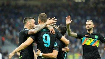 Inter'den Bologna'ya gol yağmuru!