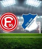 Fortuna Düsseldorf-Hoffenheim maçı saat kaçta? Hangi kanalda?