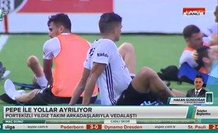 Beşiktaş'ta Babel ile de yollar ayrılacak