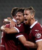 Torino'dan kritik galibiyet!