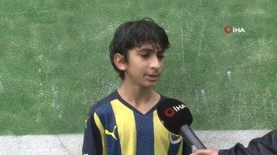 Pendikli Ahmet Emin Messi'nin rekorunu kırdı!