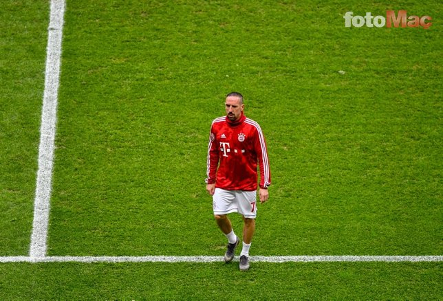 Ribery'den Fatih Terim'e mesaj: Galatasaray'da şov yaparım!