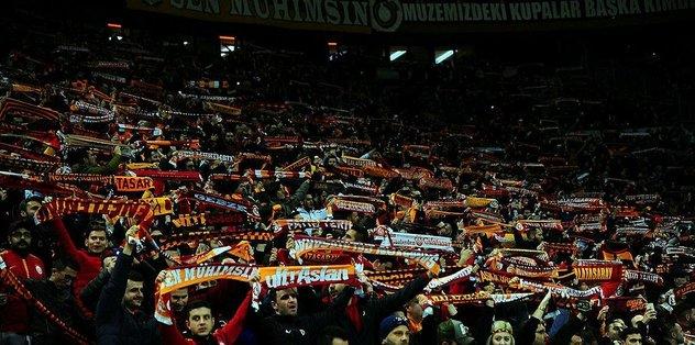 Galatasaray-Benfica maçı biletleri satışa sunuldu