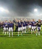 Belçika'da şampiyon Anderlecht
