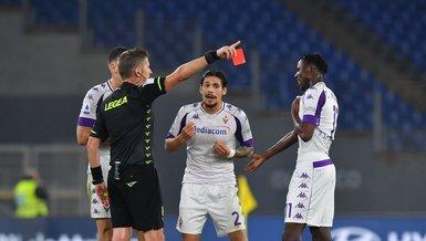Fiorentina'nın milli oyuncularına corona virüsü engeli!