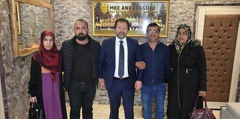 TFF ve Ankaraücü'nden yardım