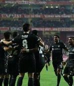 Beşiktaş vitesi beşe taktı