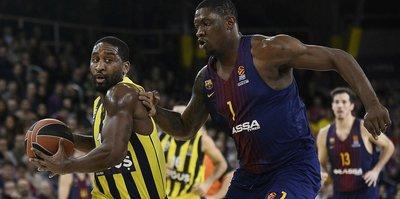 Fenerbahçe, Barcelona'yı dağıttı