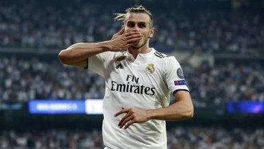 Gareth Bale İngiltere'de! Tottenham...