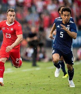 Nagatomo'lu Japonya mağlup