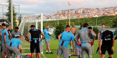 Trabzonsporlu Ekuban'ın sakatlık anı!