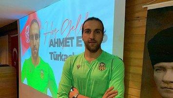 Ahmet Eyüp Türkaslan Malatya'da