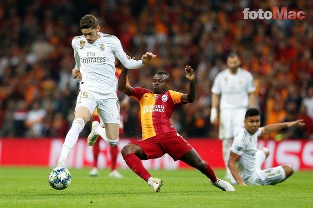 Galatasaray'da Seri'den inanılmaz hata! 'Geldiği yere gitsin'