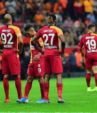 Galatasaray'dan Luyindama açıklaması: Ameliyat edilecek!