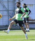 Konyaspor Medipol Başakşehir maçı hazırlıklarını sürdürdü