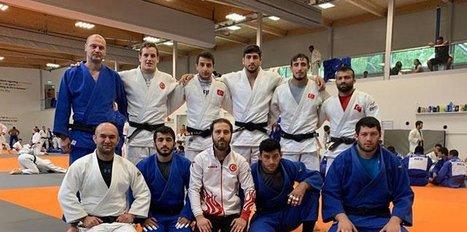 Judo Milli Takımı Papendal'da form tutuyor