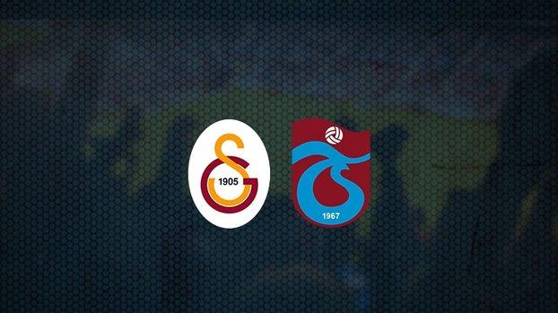 Fırsat derbisi! Galatasaray - Trabzonspor maçı ne zaman, saat kaçta ve hangi kanalda canlı yayınlanacak? | Süper Lig #