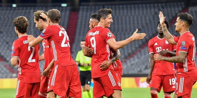 Bayern Münih 4-1 Chelsea | MAÇ SONUCU - Futbol -