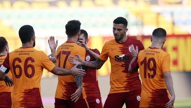 Galatasaray 4-2 Kasımpaşa | MAÇ SONUCU