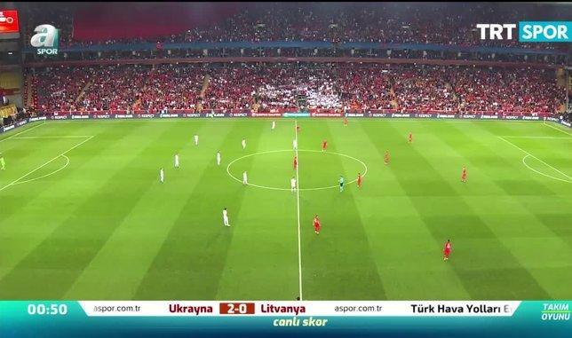 Türkiye 1-0 Arnavutluk | MAÇ ÖZETİ
