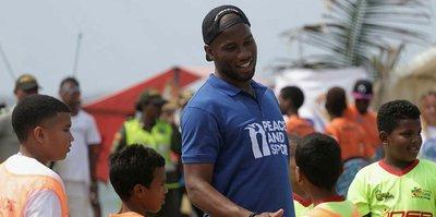 Drogba'dan Messi'ye övgü