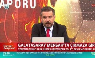 Galatasaray'da Mensah transferi askıya alındı!