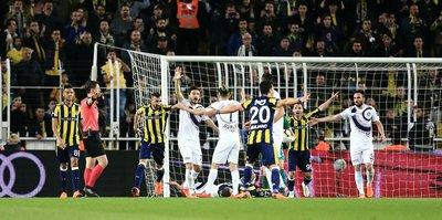 MAÇ SONUCU | Fenerbahçe 2-0 Osmanlıspor