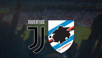 Juventus - Sampdoria maçı saat kaçta ve hangi kanalda?
