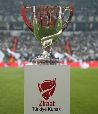 Ziraat Türkiye Kupası'nda hakemler belli oldu!