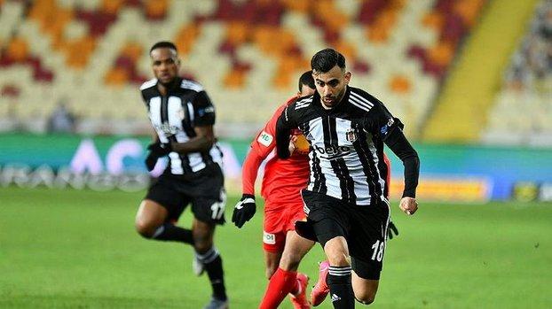 Son dakika spor haberi: Yönetimin sabrı taştı! Beşiktaş Rachid Ghezzal'a rest çekti