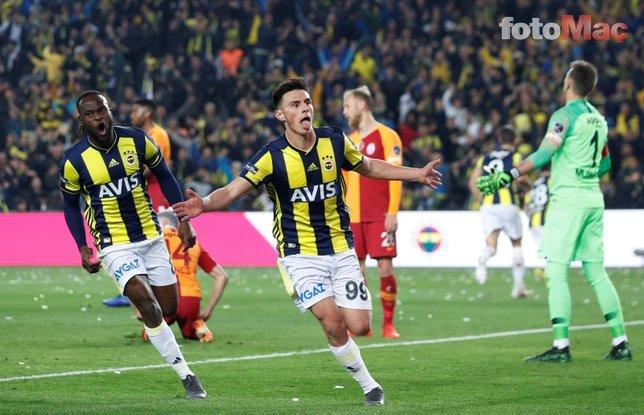 Fenerbahçe'de Eljif Elmas transferi için görüşmeler resmen başladı!