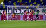 Akhisarspor 0-1 Galatasaray | MAÇ ÖZETİ