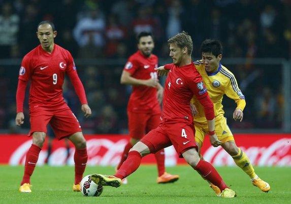 Türkiye- Kazakistan