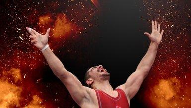 """Milli güreşçi Taha Akgül açıkladı! """"Hedefim 2024 Olimpiyatları"""""""