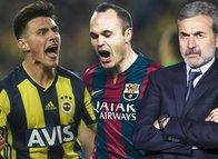 İşte Eljif Elmas'ın başarıya giden Fenerbahçe öyküsü! İniesta, Aykut Kocaman...