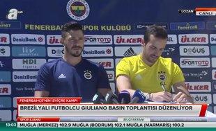 Giuliano'dan transfer itirafı