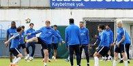 Trabzonspor beş eksikle hazırlandı