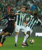 Bursaspor, Çaykur Rizespor'a konuk oluyor