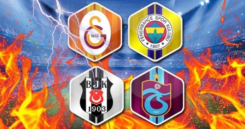 2019/2020 Spor Toto Süper Lig Cemil Usta Sezonu derbi tarihleri belli oldu!
